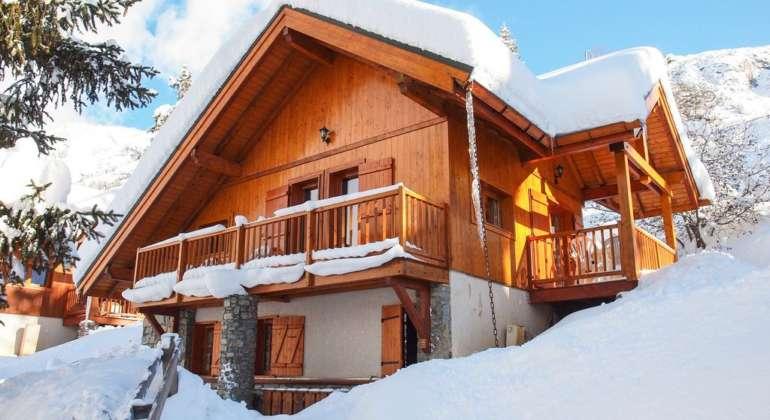 Ski Chalet – French Alps