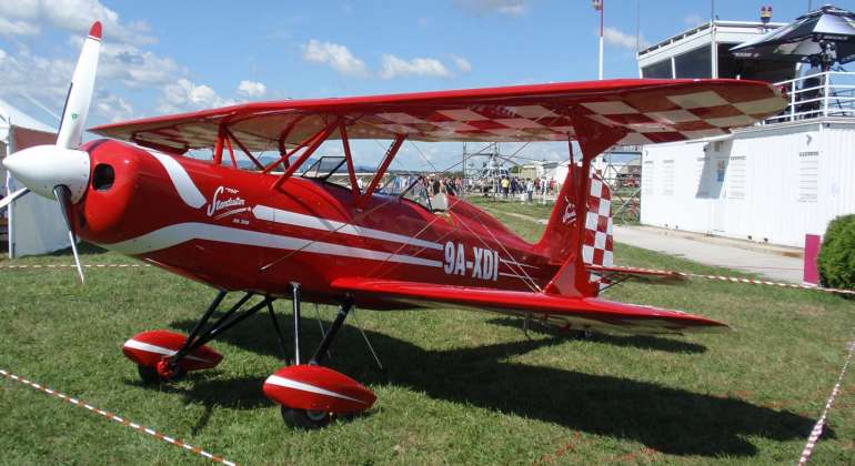Starduster Too